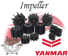 Yanmar Impeller